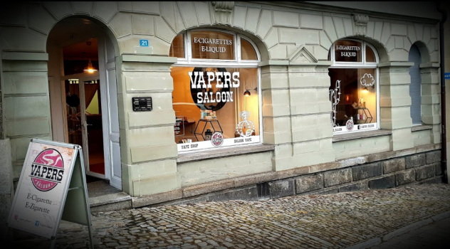 Vapers Saloon Fribourg